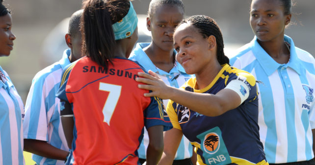Varsity Women's Football ladies included in Banyana Banyana squad