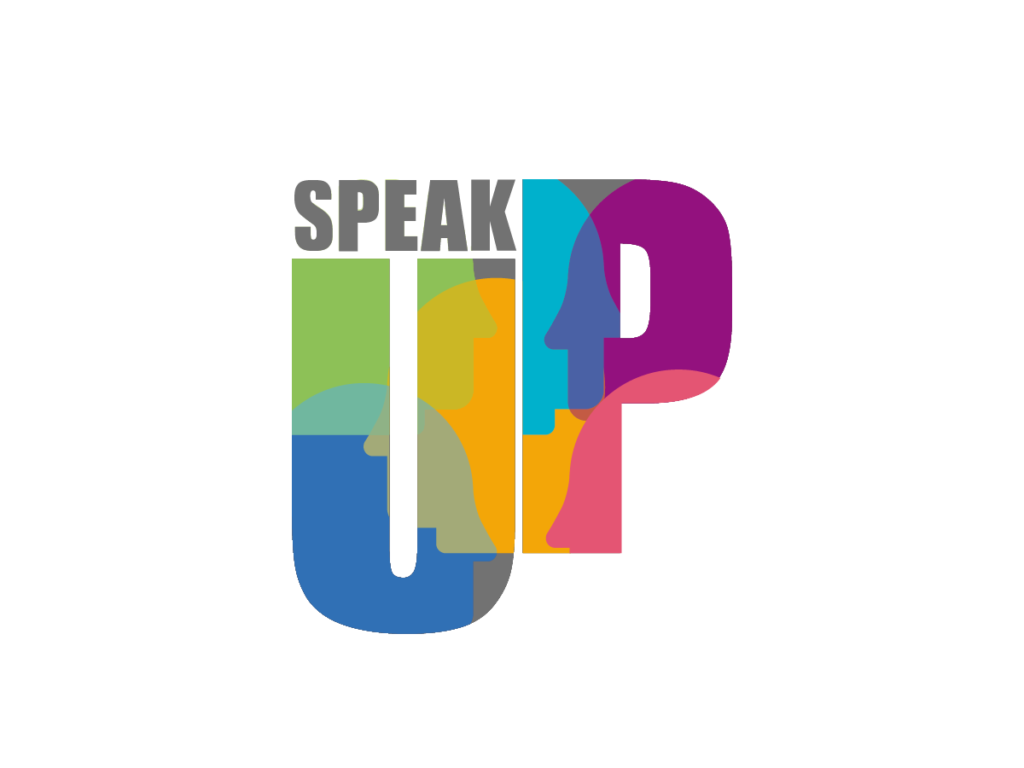 SpeakUpLogoOnWhite