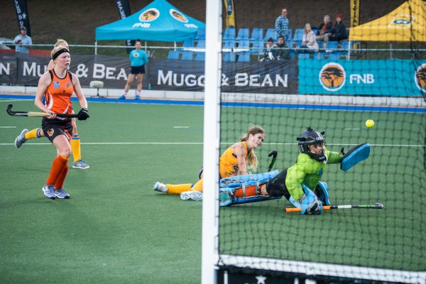 Haupt Erin of Wits during UJ v Wits at UCT on 6 May 19-22